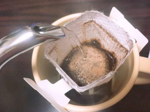 ドトール ドリップパックコーヒー 2湯目