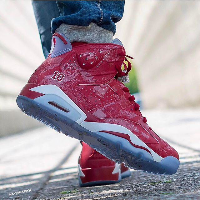 Nike Air Jordan [6] – TIP SOLVER