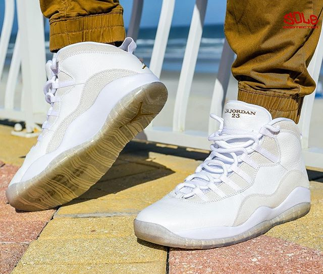 "0084b0c77a59 SP Sole Shouts  Nike Air Jordan  10  X ""OvO"" Equipped With Sole Protector™"