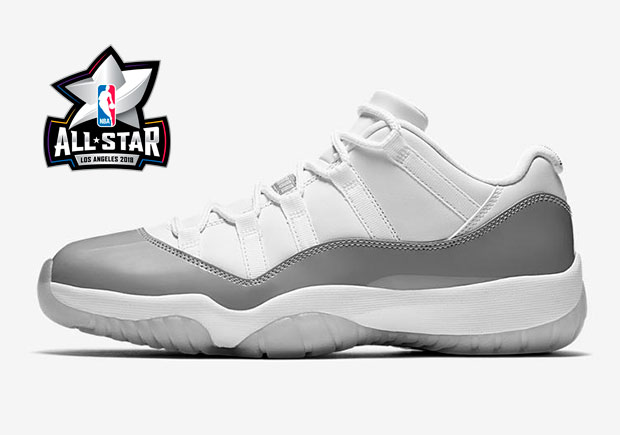 best loved 17a44 ca4e1 Air Jordan 11 Low Potentially Releasing During All-Star ...