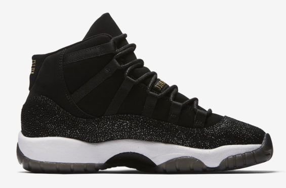 03514552a75c Air Jordan 11 Premium Heiress Black Stingray Official Images – TIP ...