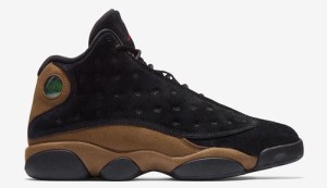 """4d734a7c1fdc Air Jordan 13 """"Olive"""" Color  Black True Red-Light Olive Style Code  414571-006.  Release Date  January 20"""