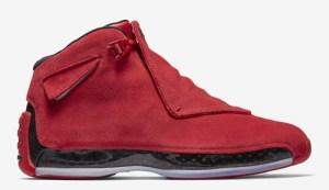 "4fa3c908c048 Air Jordan 18 ""Toro"" Color  Gym Red Black Style Code  AA2494-601. Release  Date  April 7"