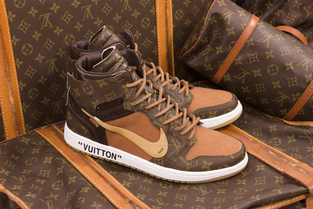 40182080695 But be warned — like all things Louis Vuitton, these don't come cheap.  You'll need to fork out a whopping $4k if you want to add a pair to your  rotation.