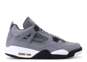 """sale retailer f9cc4 1e750 Air Jordan IV """"Cool Grey"""" Color  Cool Grey Chrome-Dark Charcoal Style Code   308497-007 Release Date  August 3, 2019 Price   190 Protect Yours With ..."""