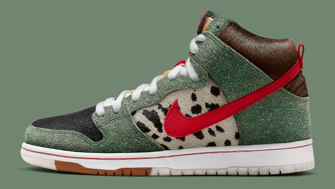 Nike SB Dunk High 'Walk the Dog'