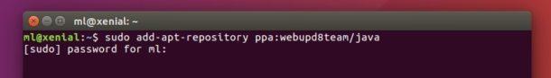 java-installer-ppa