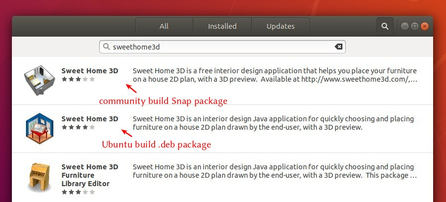 In the next article we are going to take a look at sweet home 3d 6.5.2. How To Install Latest Sweet Home 3d In Ubuntu 18 04 16 04 Higher Tips On Ubuntu
