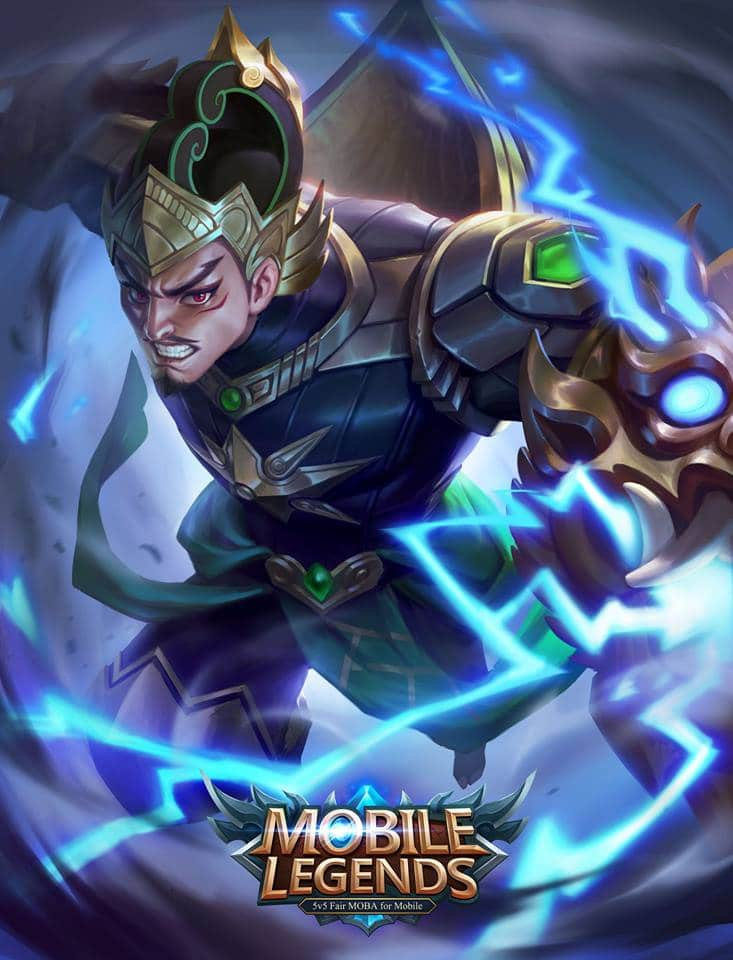 Hero Mage Terbaik Mobile Legend : terbaik, mobile, legend, Walpaper, Mobile, Legend