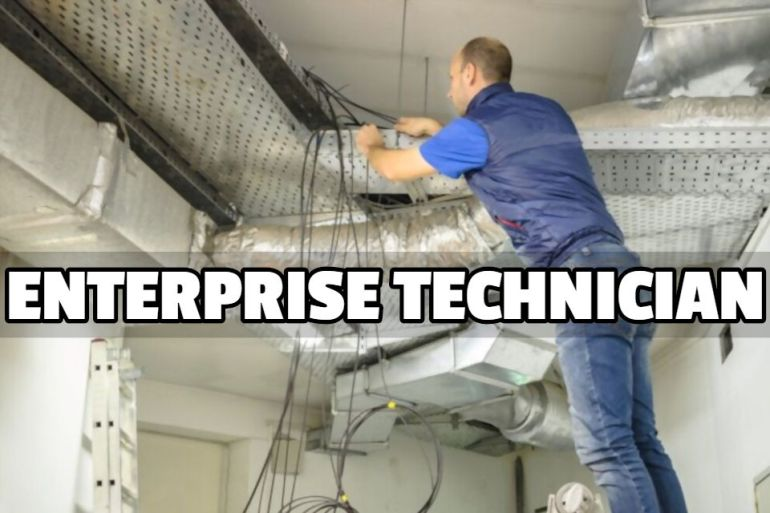 enterprise technician