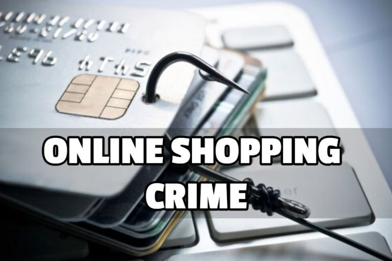 online shopping crime