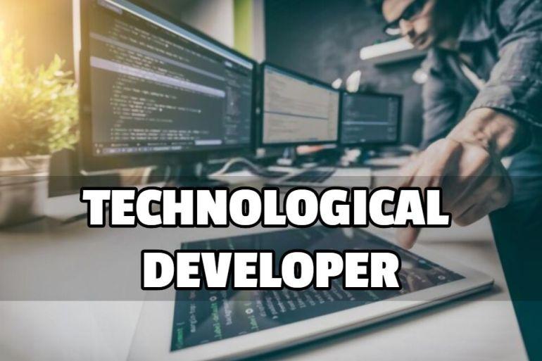 TECHNOLOGICAL DEVELOPER