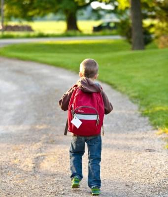 Tips voor de eerste schooldag van je peuter of kleuter