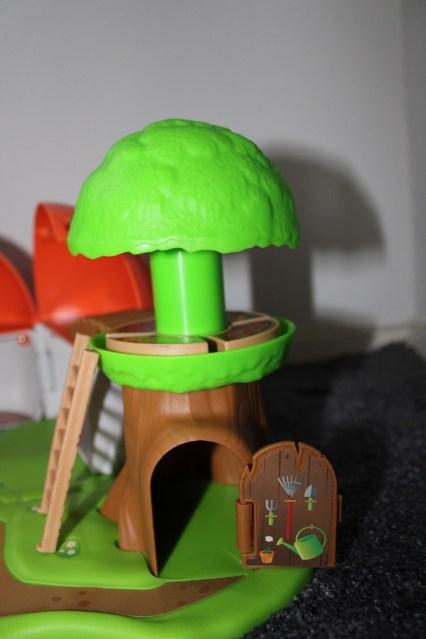 Sinterklaas winweek maak kans op Het Paddenstoelen Huis van Klorofil 2