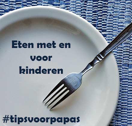 eten met kinderen