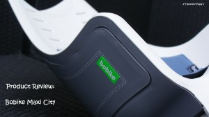 Product Review: Bobike Maxi City