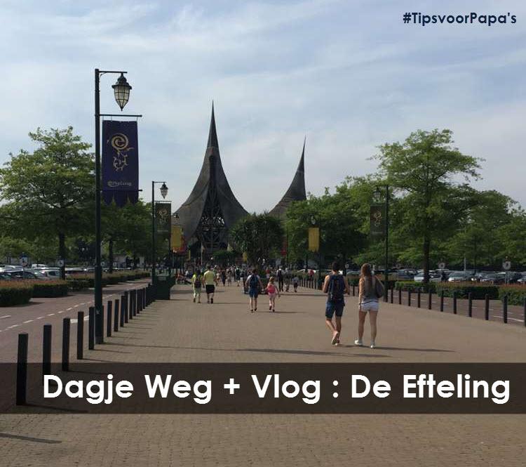 Dagje Weg Vlog Efteling