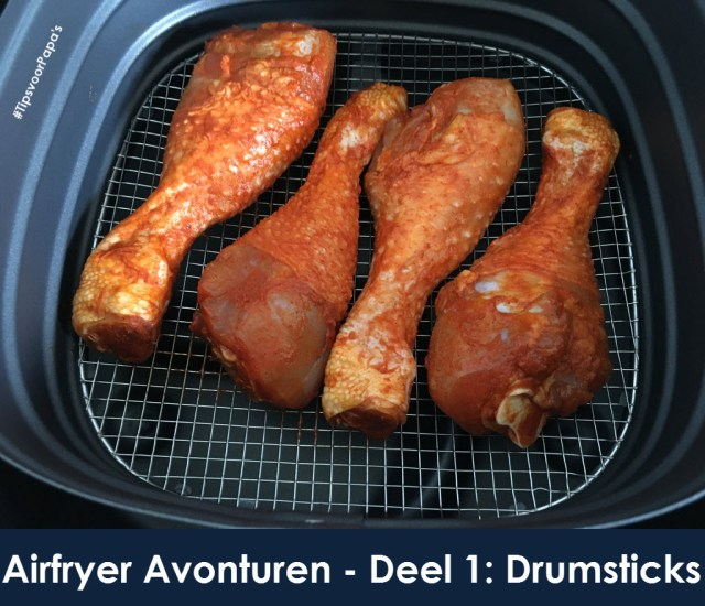 how to cook drumsticks in airfryer