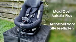 Maxi Cosi Axissfix Plus – Autostoel voor alle leeftijden