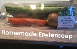 Homemade Erwtensoep (met een korreltje zout)
