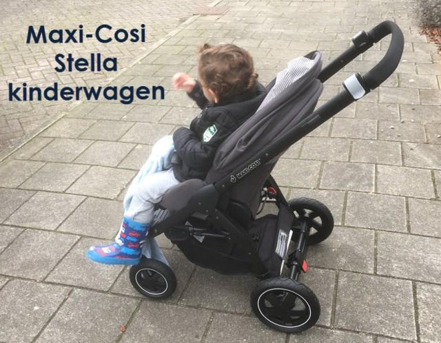 Maxi-Cosi Stella Kinderwagen review