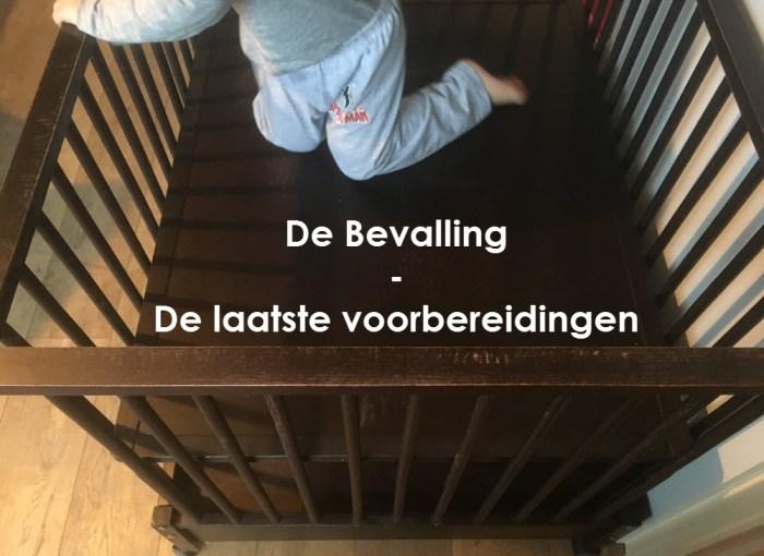 bevalling laatste voorbereiding