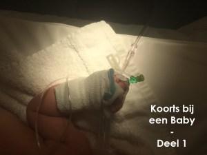 Koorts bij een baby – D opgenomen in het ziekenhuis (Deel 1)