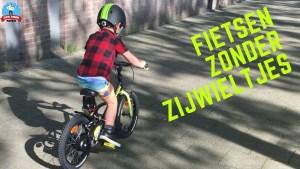 Tips voor fietsen zonder zijwieltjes