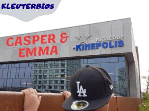 Kleuterbios – 'Casper en Emma op jacht naar de schat'