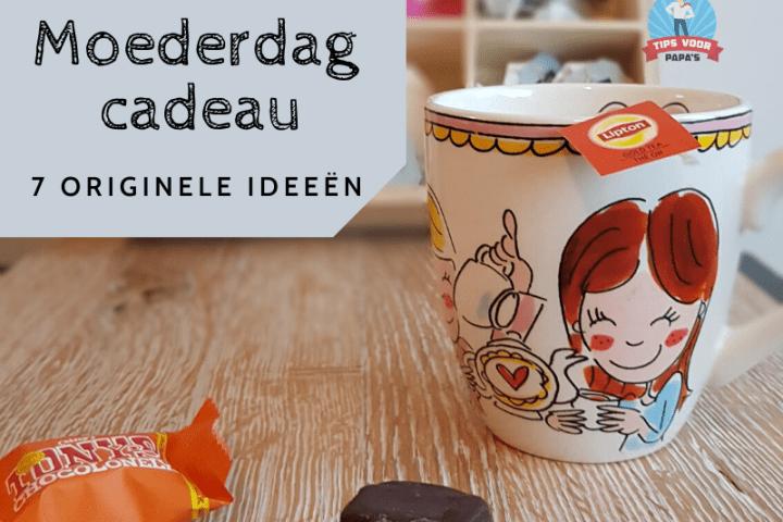 Moederdag cadeau: 7 eenvoudige originele ideeën om Mama in het zonnetje te zetten