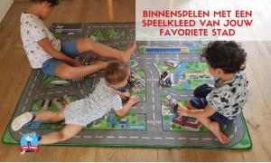 Een City-Play speelkleed van je eigen stad – Ideaal nu de herfst voor de deur staat!*