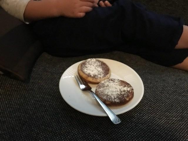 Yes Day Pannenkoeken ontbijt Ja-dag