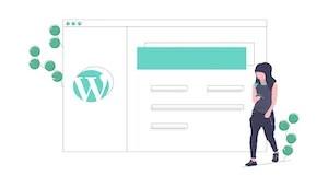 WordPress 接続はプライベートではありません