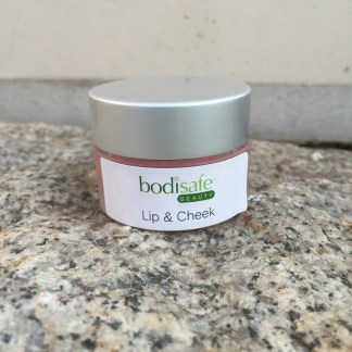 bodisafe lip and cheek in charmed tipsypinup