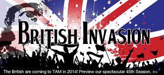 E32 British Invasion