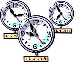 E43 time zone