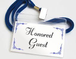 E45 honoured guest
