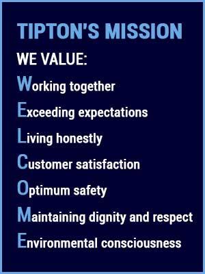 Tipton's Mission