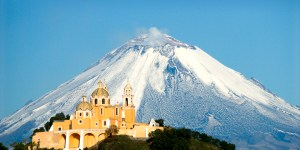 4. Tram from Puebla to Cholula / Hop On-Hop Off