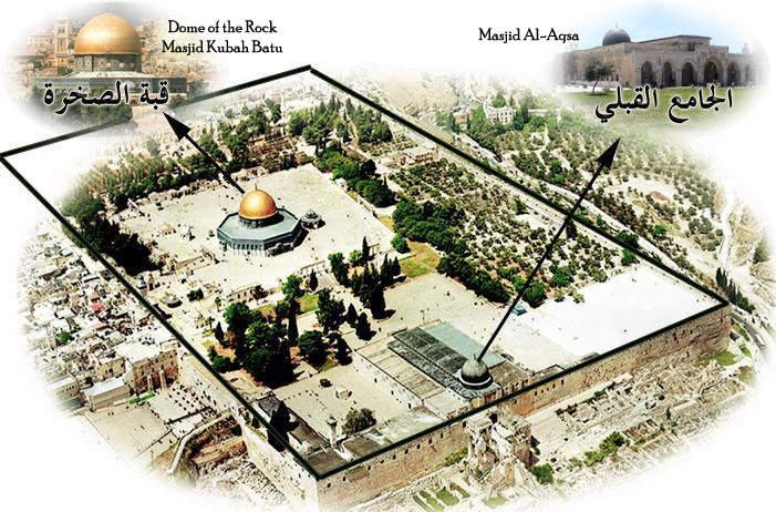 هل تدرك خطورة تركنا لنصرة المسجد الأقصى؟ 1