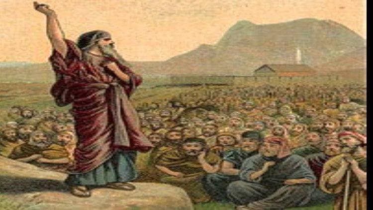 اليهود كيف أبطل القرآن مزاعم اليهود بأحقيتهم بأرض كنعان؟ 5