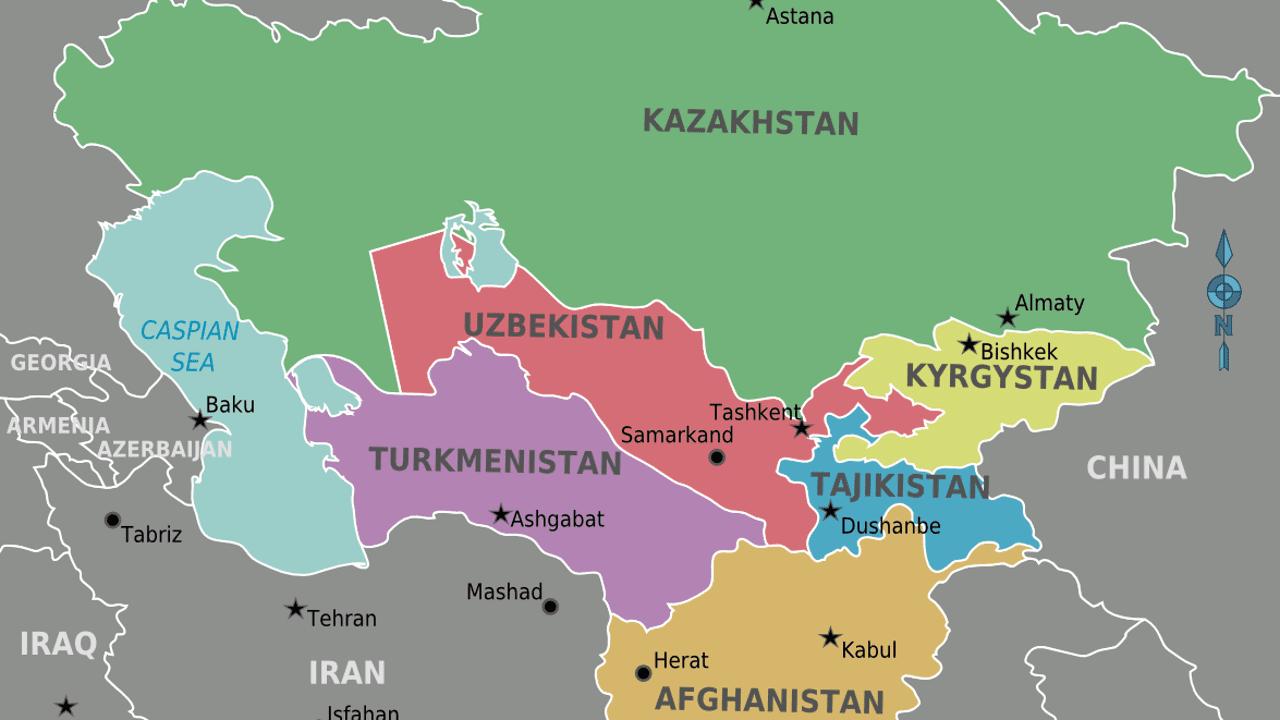 آسيا الوسطى آسيا الوسطى: قصة الإسلام في بلاد ما وراء النهر - الجزء الثاني 1