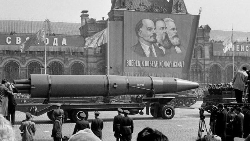 السلاح النووي.. التاريخ والقصة 5