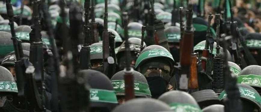 التاريخ العسكري لكتائب عز الدين القسام.