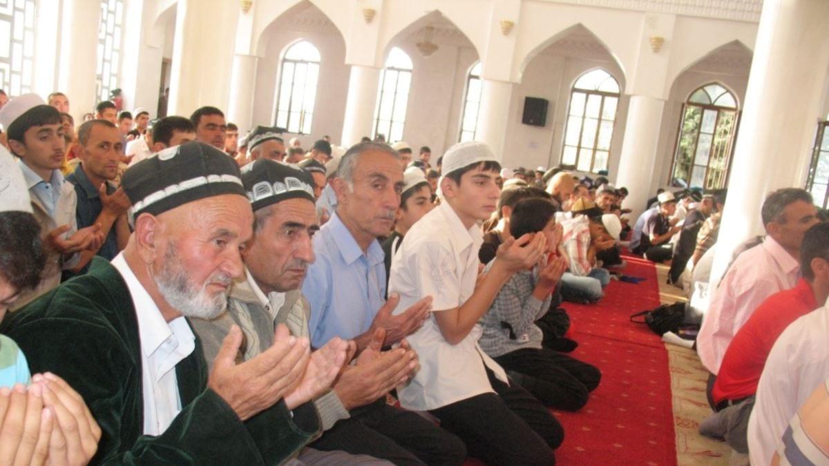 الصحوة الإسلامية في وسط آسيا.
