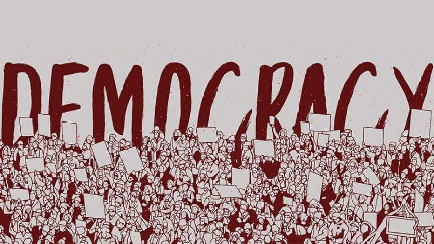 ما وراء الديمقراطية مراجعة كتاب.. ما وراء الديمقراطية 2