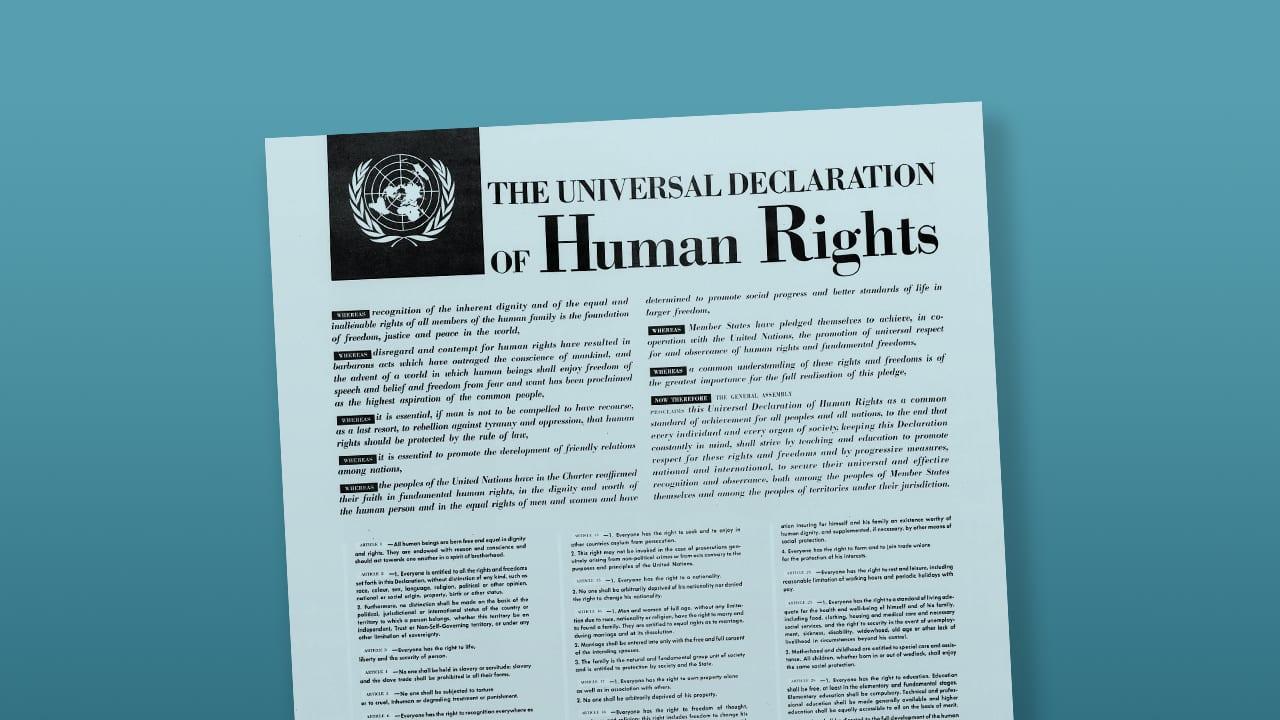 الإعلان العالمي لحقوق الإنسان.. وخرافة إنقاذ البشرية! 1