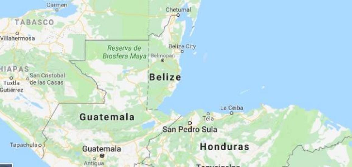 الإسلام في وسط أمريكا