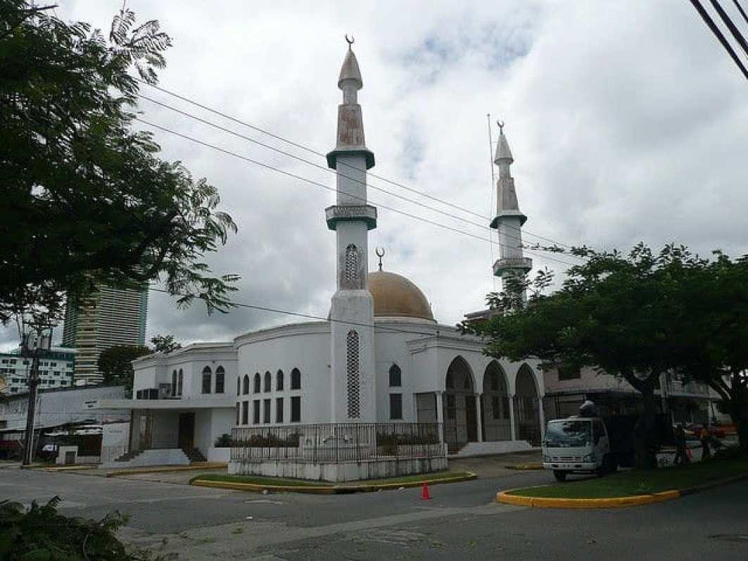 الإسلام وسط أمريكا