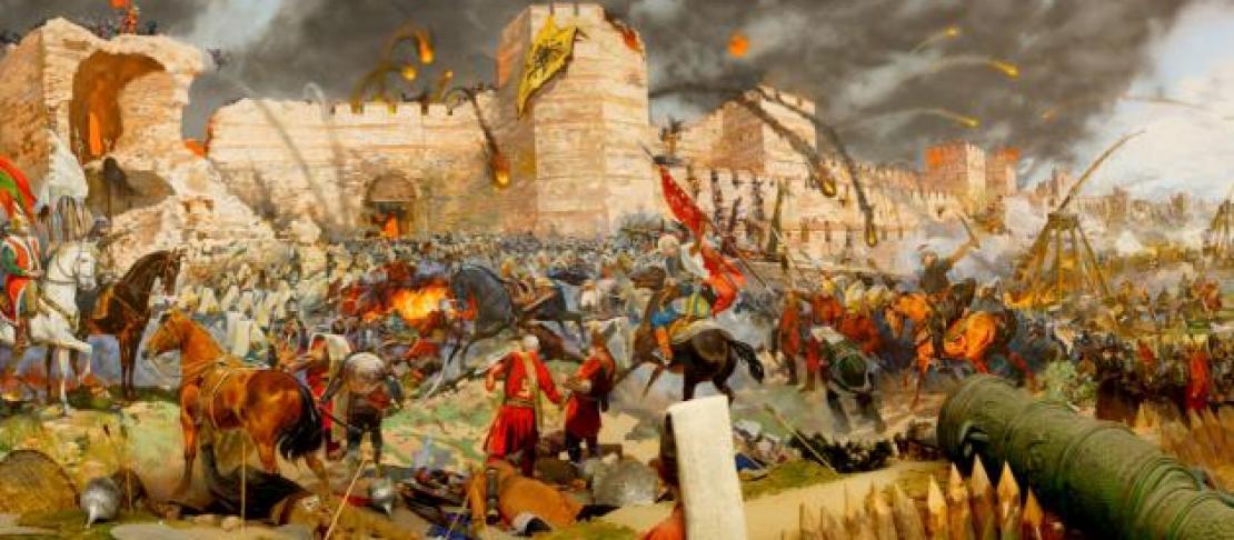 فتح القسطنطنية